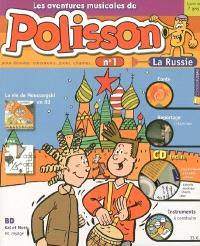 Aventures musicales de Polisson, Les. n° 1, Russie