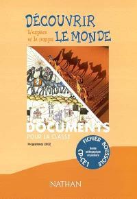 Boussole, découverte du monde, cycle 2 : livre du maître