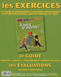 CE1 : les exercices, le guide, les évaluations