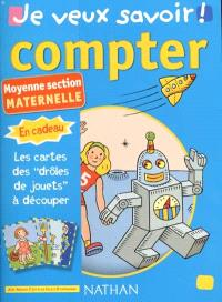 Compter : moyenne section