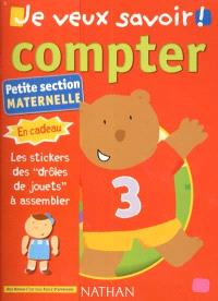 Compter : petite section
