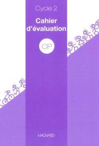 CP cycle 2 : cahier d'évaluation