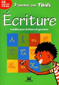 Ecriture : grande section