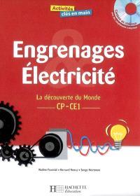 Engrenages et électricité : la découverte du monde, CP-CE1