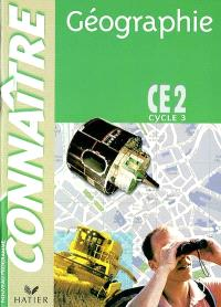 Géographie CE2, cycle 3