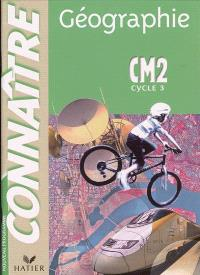 Géographie CM2, cycle 3