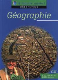 Géographie, CM cycle 3 niveau 2