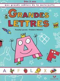 Grandes lettres