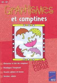 Graphismes et comptines GS-CP
