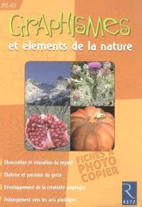 Graphismes et éléments de la nature