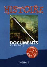 Histoire CM1 : fichier Boussole du maître