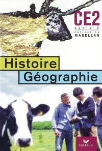 Histoire géographie CE2 cycle 3