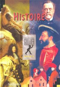 Histoire, cycle 3 : manuel de l'élève