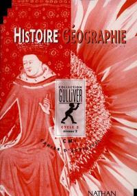 Histoire, géographie, éducation civique CM1, cycle 3 niveau 2 : cahier d'activités
