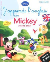 J'apprends l'anglais avec Mickey et ses amis