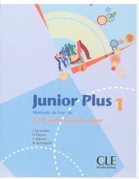 Junior Plus 1 : CD audio collectif