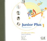 Junior Plus 1 : CD audio individuel