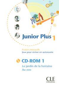 Junior Plus 1 : CD-ROM