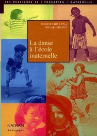 La danse à l'école maternelle