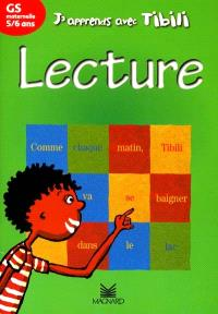 Lecture : grande section de maternelle