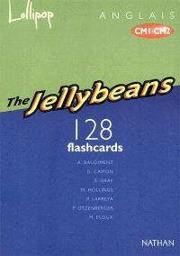 Lollypop, anglais, CM1-CM2 : the Jellybeans : 128 flashcards