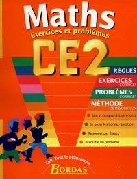 Problèmes pour le CE2