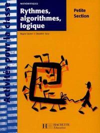 Rythmes, algorithmes, logique, petite section