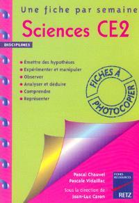 Sciences CE2