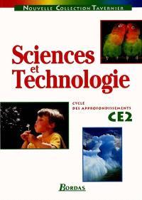 Sciences et technologie CE2, cycle des approfondissements