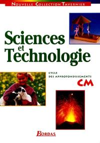 Sciences et technologie CM : cycle des approfondissements