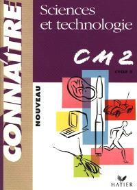 Sciences et technologie, CM2