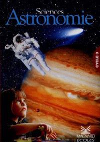 Sciences, astronomie, cycle 3