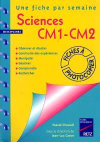 Sciences, CM1-CM2
