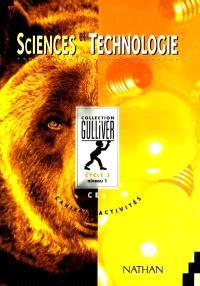 Sciences, cycle 3, niveau 1, CE2 : cahier d'activités