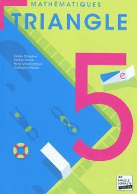 Mathématiques 5e : programme 2008
