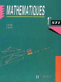 Mathématiques 1re STI