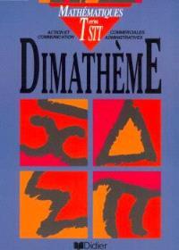 Mathématiques, term STT