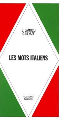 Les Mots italiens