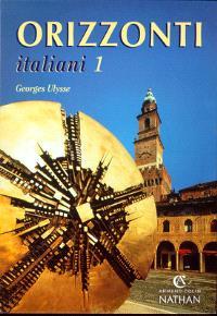 Orizzonti : italiani, niveau 1