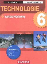Technologie 6e : nouveau programme