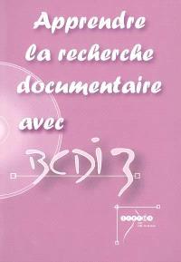 Apprendre la recherche documentaire avec BCDI 3