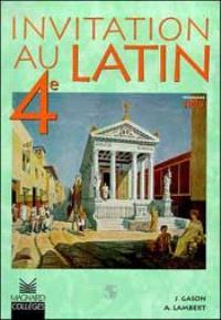 Invitation au latin, 4e
