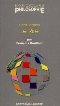 Le Rire, de Bergson