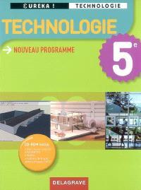 Technologie 5e : nouveau programme