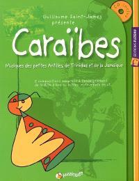 Caraïbes, musique des petites Antilles, de Trinidad et de la Jamaïque : 5 compositions adaptées à l'enseignement de la flûte à bec ou autres instruments en ut
