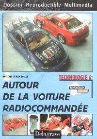 Autour de la voiture radiocommandée, technologie 6e