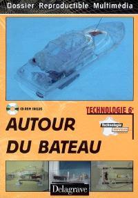 Autour du bateau, technologie 6e