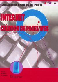 Internet : création de pages Web