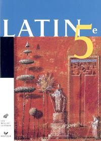 Latin 5e