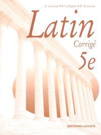 Latin, 5e